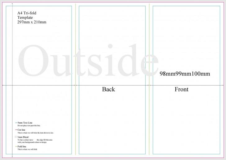 008 Stupendou 3 Fold Brochure Template Doc Inspiration  Google728