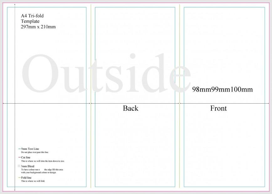 008 Stupendou 3 Fold Brochure Template Doc Inspiration  Google868