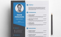 008 Stupendou Best Free Resume Template 2020 High Def  Word Review