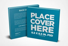 008 Stupendou Free Download Book Cover Design Template Psd Idea