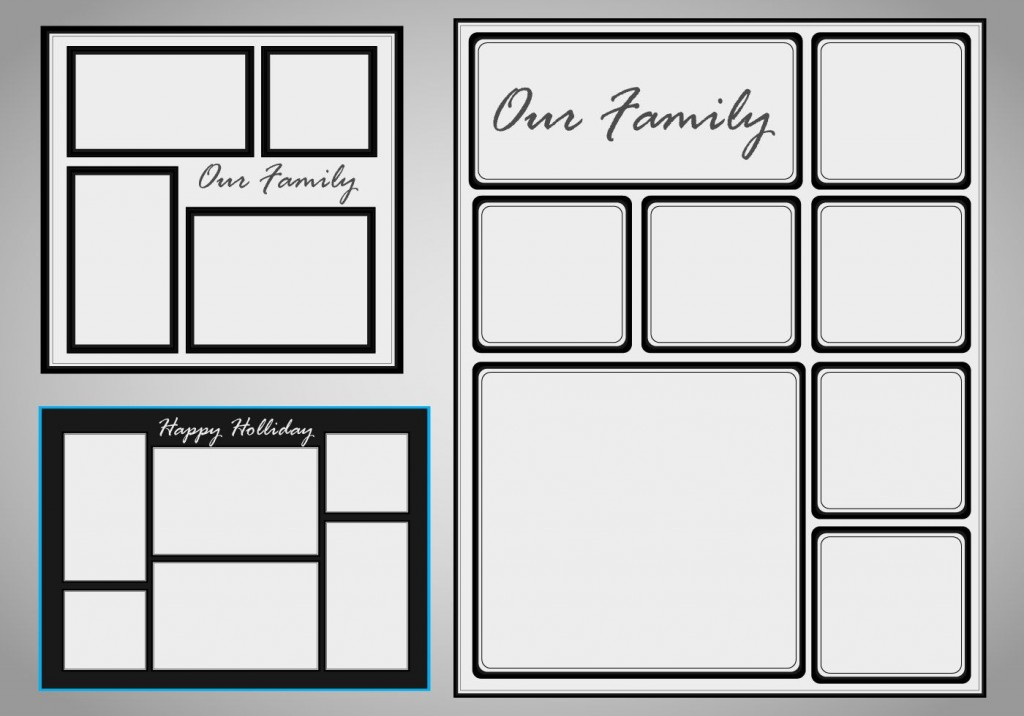 008 Stupendou Free Picture Collage Template Highest Clarity  Photo After Effect Maker DownloadLarge