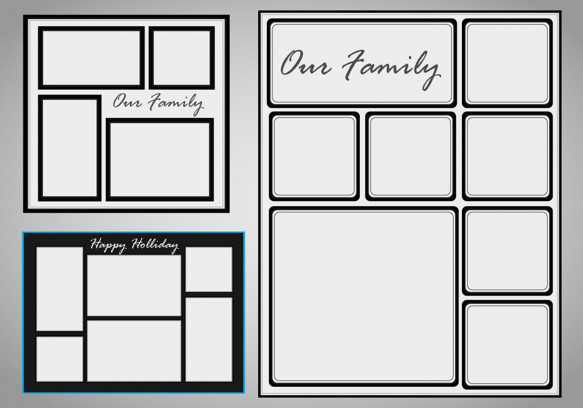 008 Stupendou Free Picture Collage Template Highest Clarity  Photo After Effect Maker Download1920