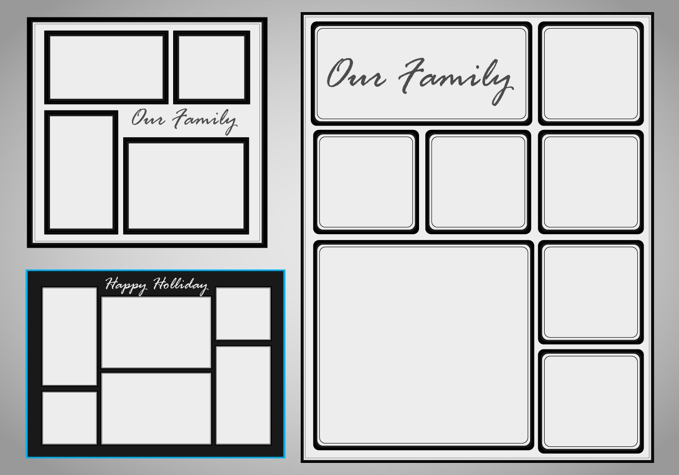 008 Stupendou Free Picture Collage Template Highest Clarity  Photo After Effect Maker DownloadFull