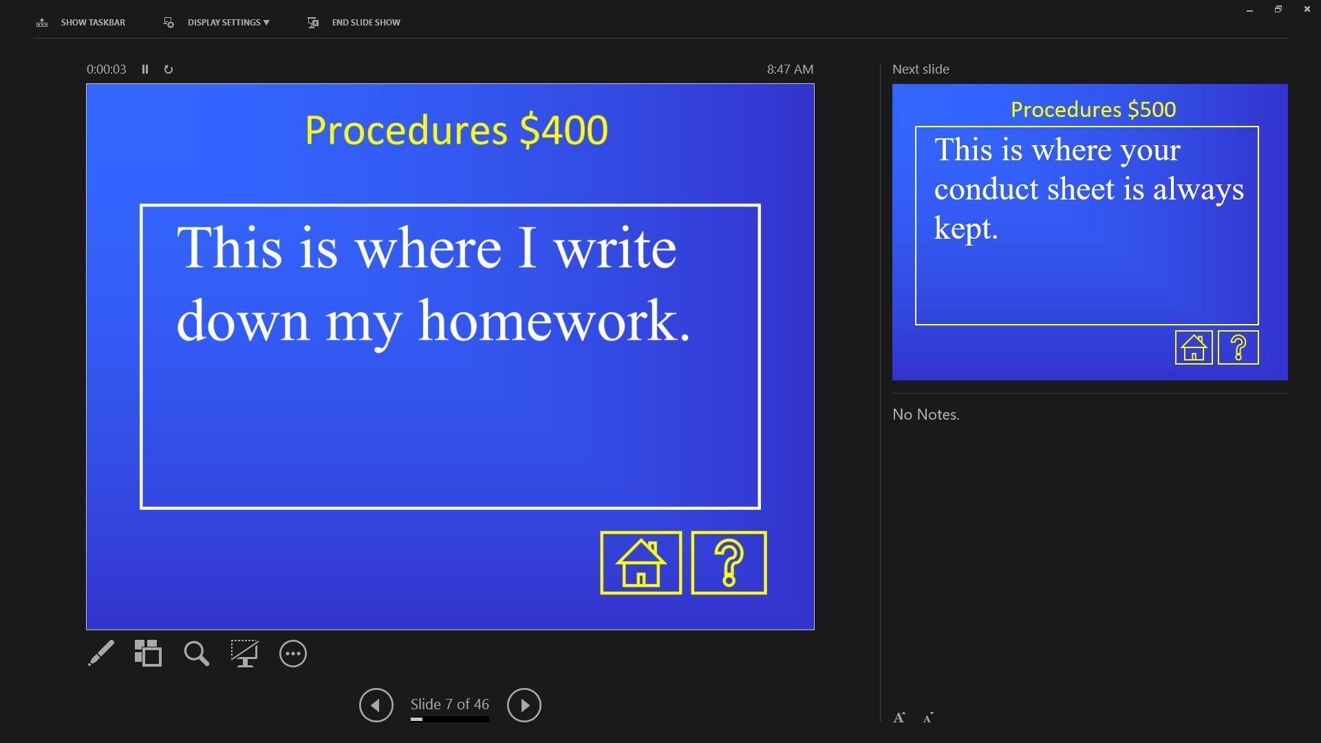 008 Stupendou Jeopardy Template Google Slide Photo  Slides Board Blank BestFull