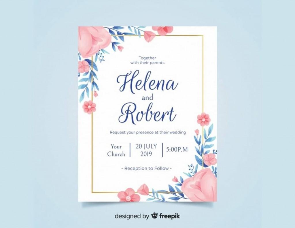 008 Stupendou Microsoft Office Wedding Invitation Template Photo  Templates MLarge