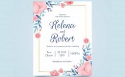 008 Stupendou Microsoft Office Wedding Invitation Template Photo  Templates M