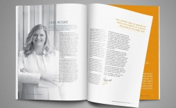 008 Stupendou Non Profit Annual Report Template Design  Nonprofit Indesign Example