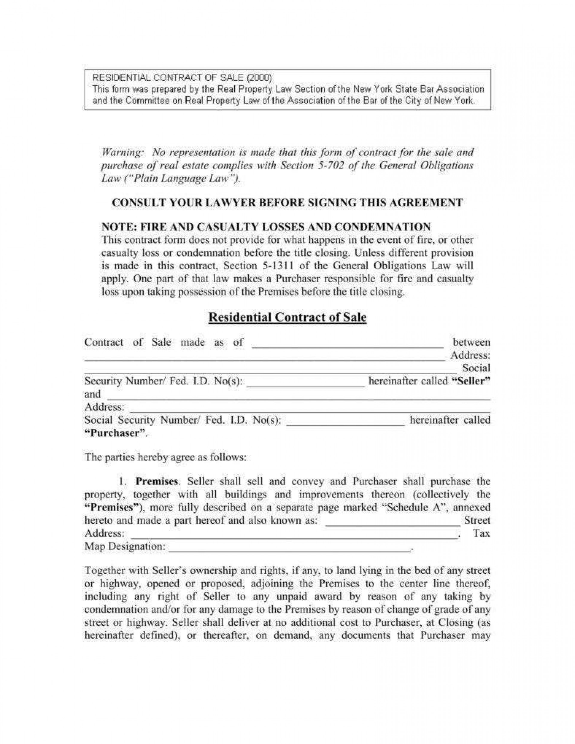 008 Stupendou Residential Purchase Agreement Template High Definition  California Form Free1920