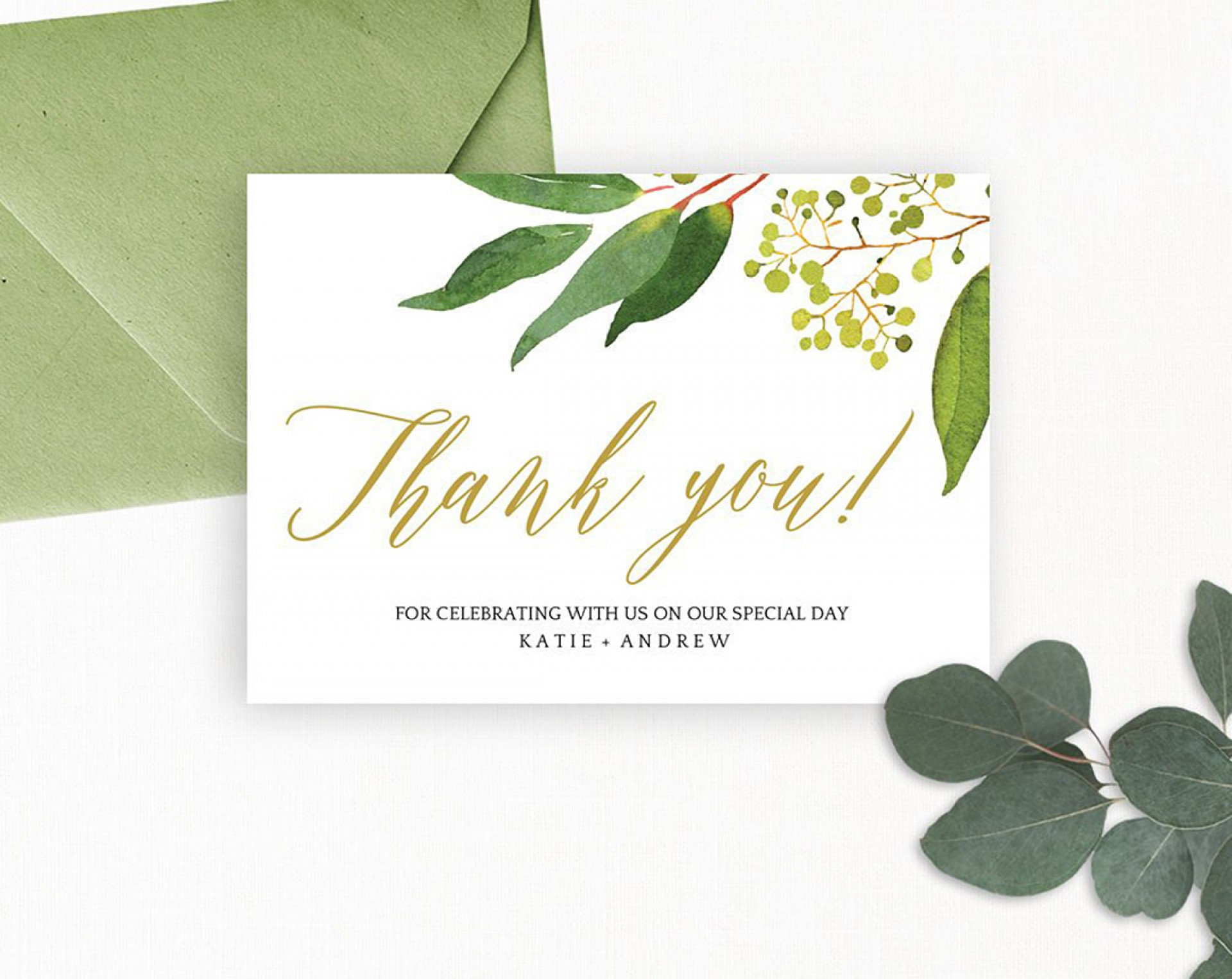 008 Stupendou Thank You Card Template Wedding High Definition  Free Printable Publisher1920