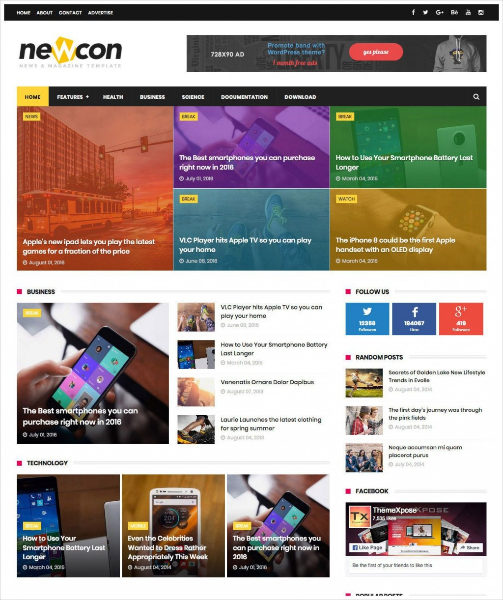 008 Surprising Best Free Responsive Blogger Template For Education Idea Large