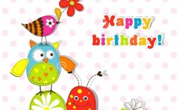 008 Surprising Birthday Card Template Free Image  Invitation Photoshop Download Word