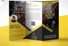 008 Surprising Brochure Design Template Psd Free Download Photo  Hotel