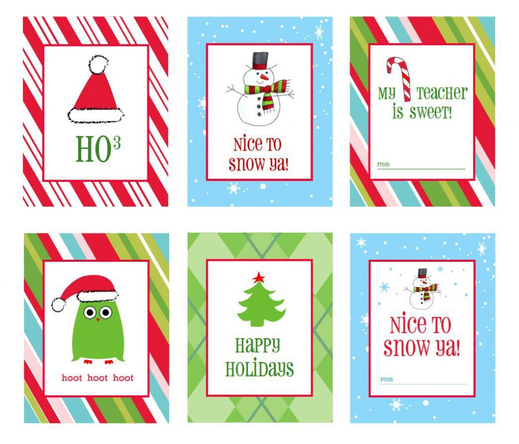 008 Surprising Christma Label Template Free Photo  Present Gift Tag Editable MailingLarge