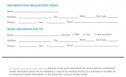 008 Surprising Medical Release Form Template High Def  Free Consent Uk For Minor