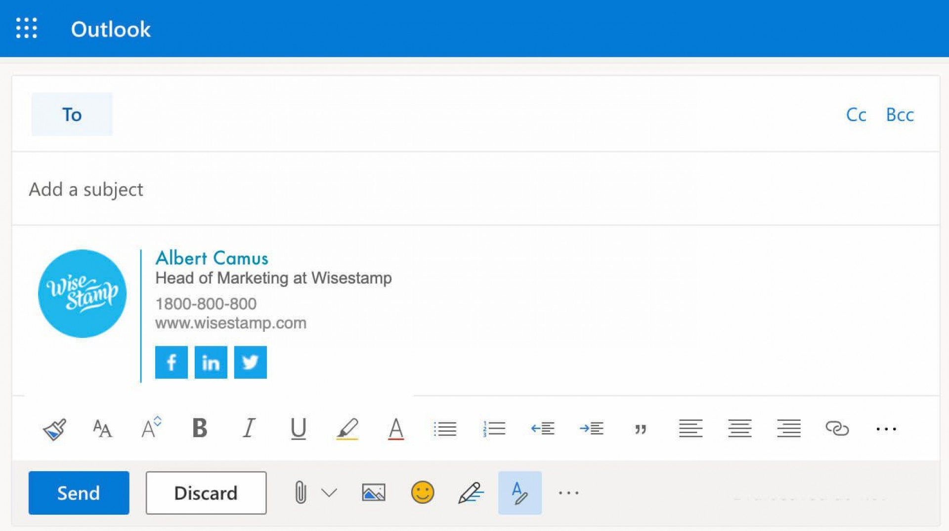008 Surprising Outlook Email Signature Template Example Inspiration  Examples1920