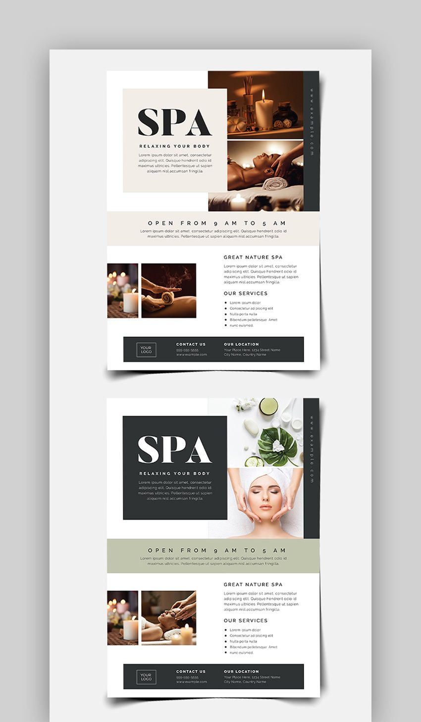 008 Surprising Photoshop Brochure Template Psd Free Download High Def Full