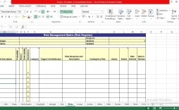 008 Surprising Project Management Template Free Excel Example  Portfolio Construction Tracking