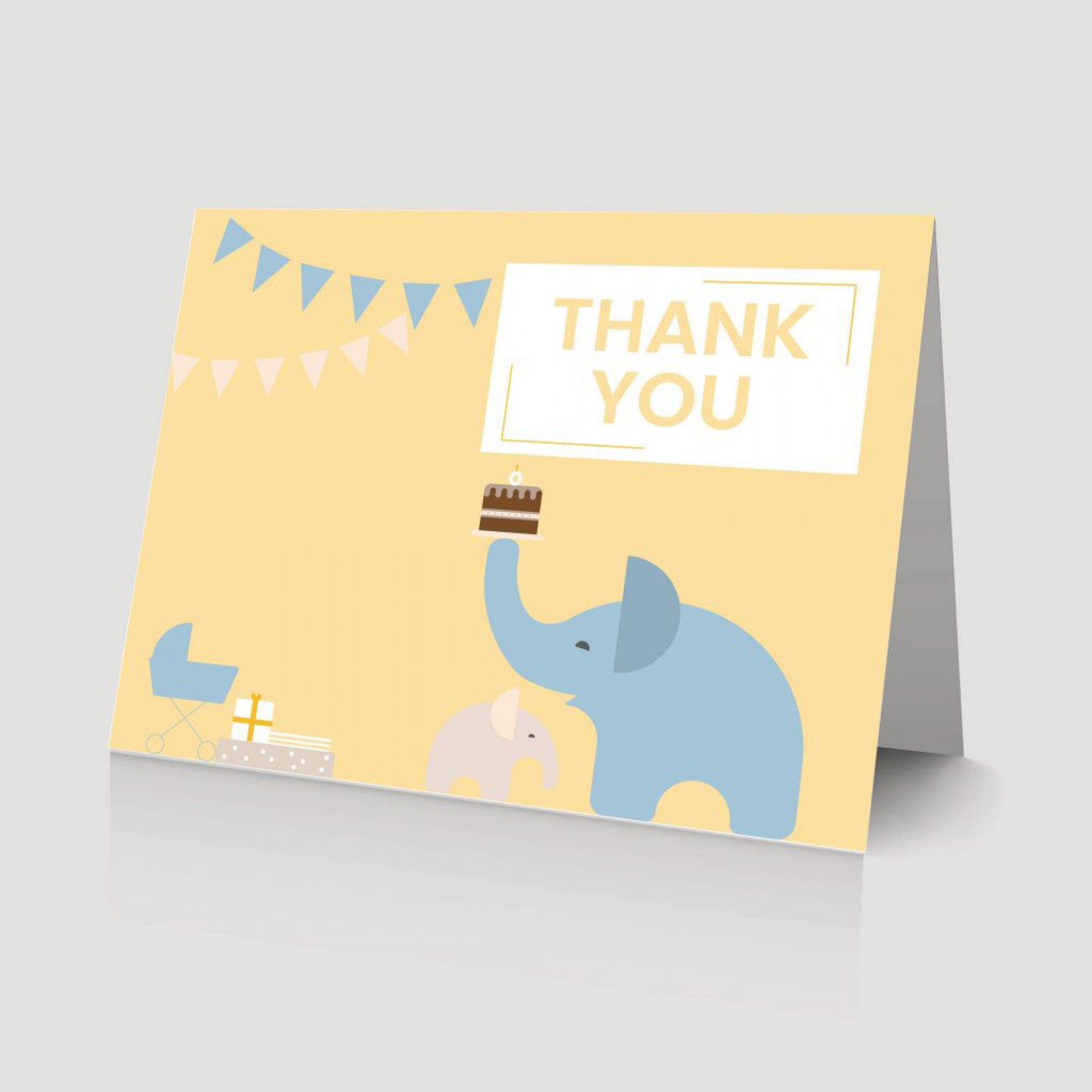 008 Surprising Thank You Card Wording For Baby Shower Group Gift Photo 1920