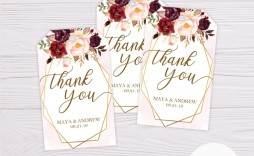 008 Surprising Wedding Favor Tag Template Picture  Templates Editable Free Party Printable