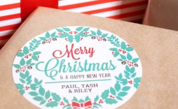 008 Top Free Download Christma Addres Label Template Inspiration  Templates