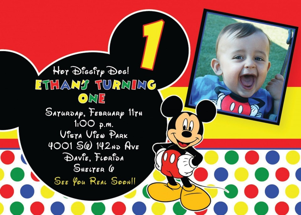 008 Top Free Online 1st Birthday Invitation Card Maker For Twin Idea 960