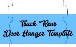 008 Top Free Template For Door Hanger Design  Hangers Printable Knob