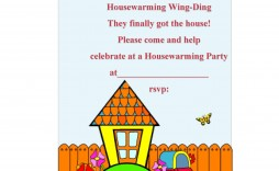 008 Top Housewarming Party Invitation Template Image  Templates Free Download Card