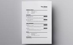 008 Top Latex Resume Template Phd Inspiration  Cv Graduate Student Economic