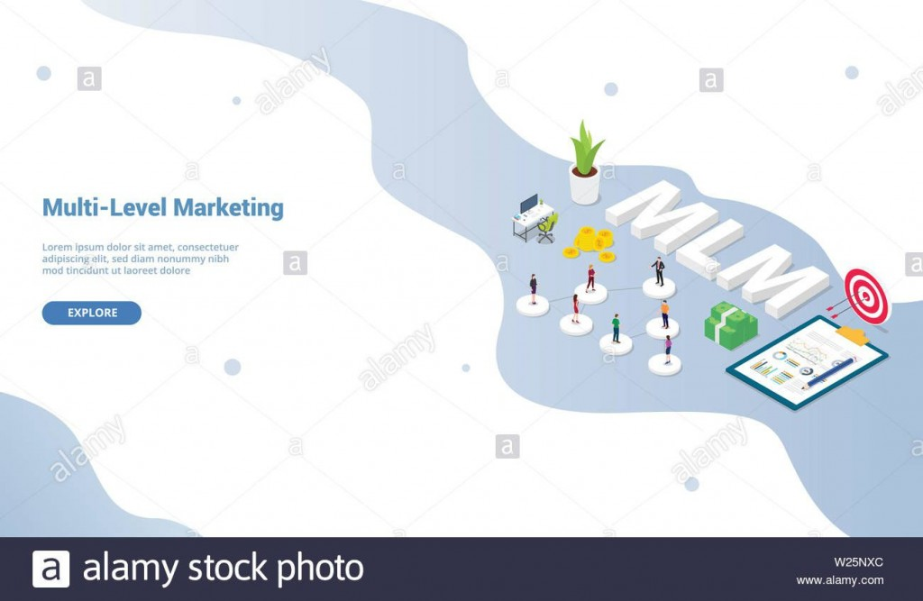 008 Top Multi Level Marketing Busines Plan Template Image  Network PdfLarge