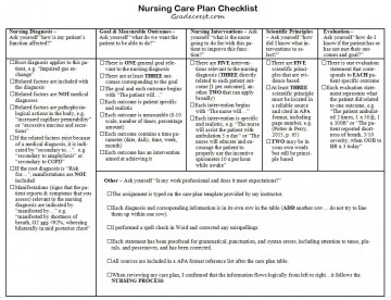 008 Top Nursing Care Plan Template Idea  Free Pdf Download360
