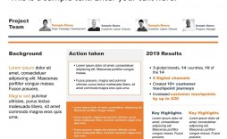 008 Top Project Executive Summary Template Highest Clarity  Example Ppt Proposal Doc