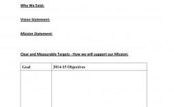 008 Top Strategic Plan Template Word Image  Format Busines Doc