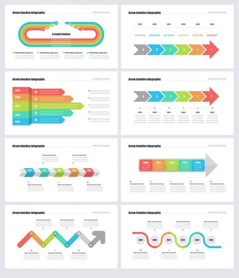 008 Top Timeline Template Presentationgo Highest Clarity 480