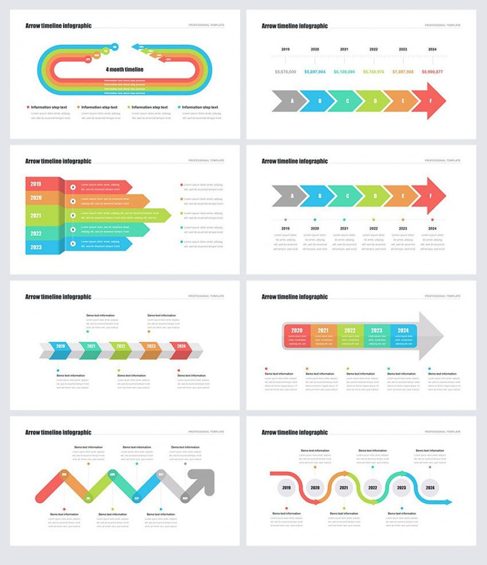 008 Top Timeline Template Presentationgo Highest Clarity 960