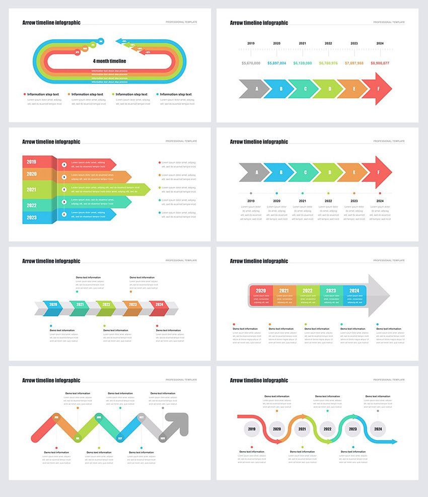 008 Top Timeline Template Presentationgo Highest Clarity Full