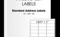008 Unbelievable Free Return Addres Label Template 60 Per Sheet High Resolution