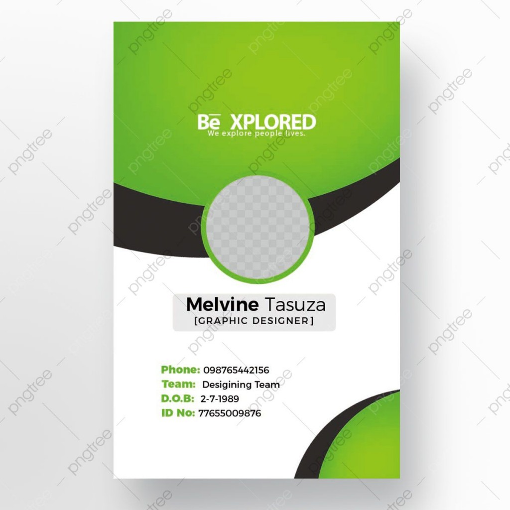 008 Unbelievable Id Badge Template Free Online Highest Clarity Large