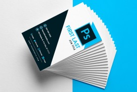 008 Unbelievable Psd Busines Card Template Highest Quality  Computer Free With Bleed