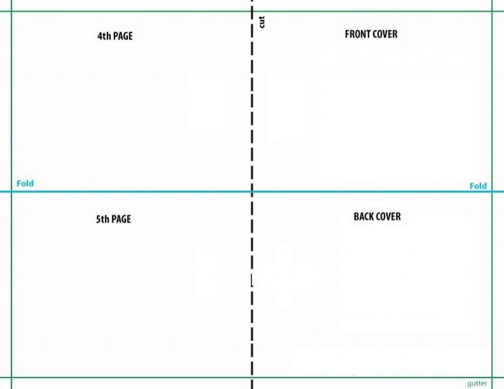 008 Unbelievable Quarter Fold Card Template Publisher Idea Large