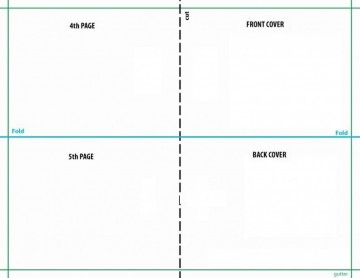 008 Unbelievable Quarter Fold Card Template Publisher Idea 360