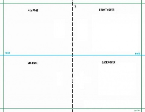 008 Unbelievable Quarter Fold Card Template Publisher Idea 480