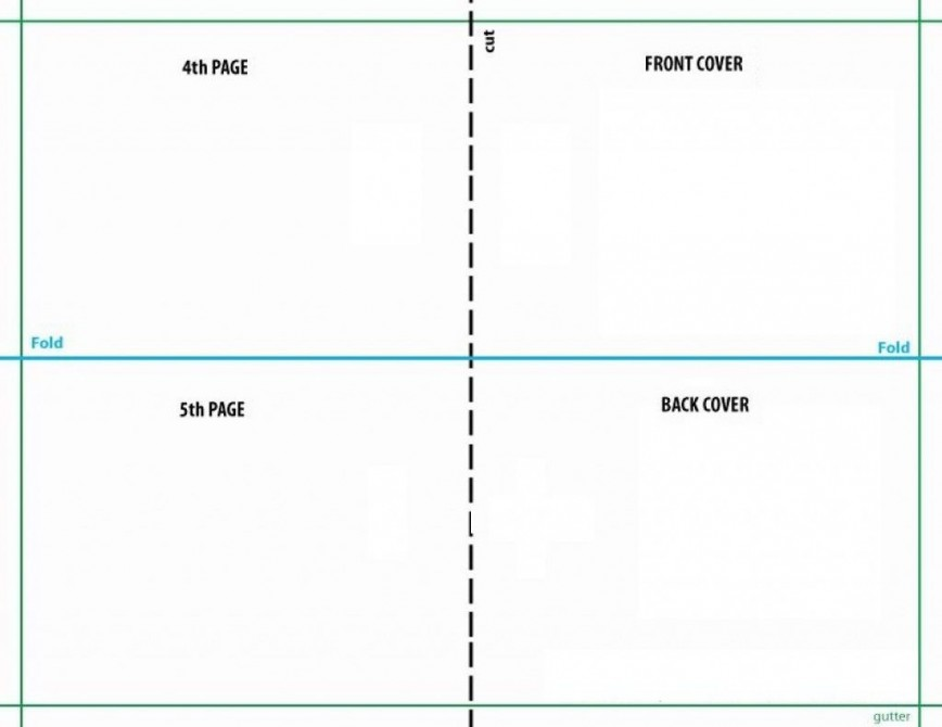 008 Unbelievable Quarter Fold Card Template Publisher Idea 868