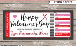 008 Unbelievable Restaurant Gift Certificate Template Inspiration  Templates Card Word Voucher Free