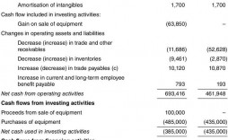 008 Unbelievable Statement Of Cash Flow Template Ifr Design  Ifrs Excel