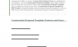 008 Unforgettable Construction Busines Form Template High Resolution  Templates