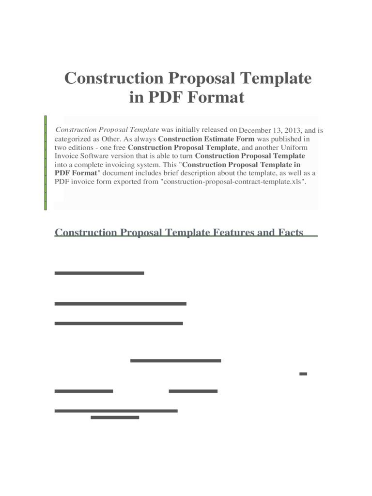 008 Unforgettable Construction Busines Form Template High Resolution Full