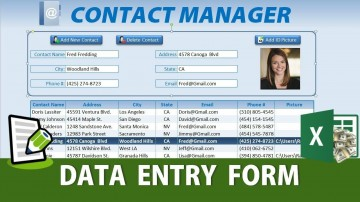 008 Unforgettable Excel Data Entry Form Template Idea  Free Download Example Pdf360