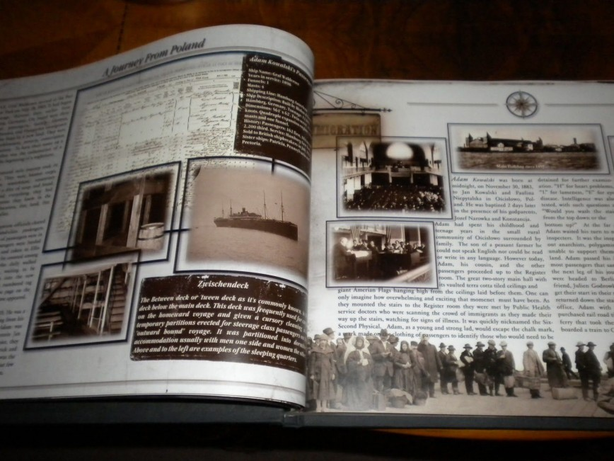 008 Unforgettable Family History Book Template High Def  Sample