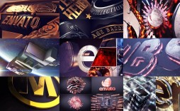 008 Unforgettable Free After Effect Template  3d Logo Animation Highest Quality - V2 Download