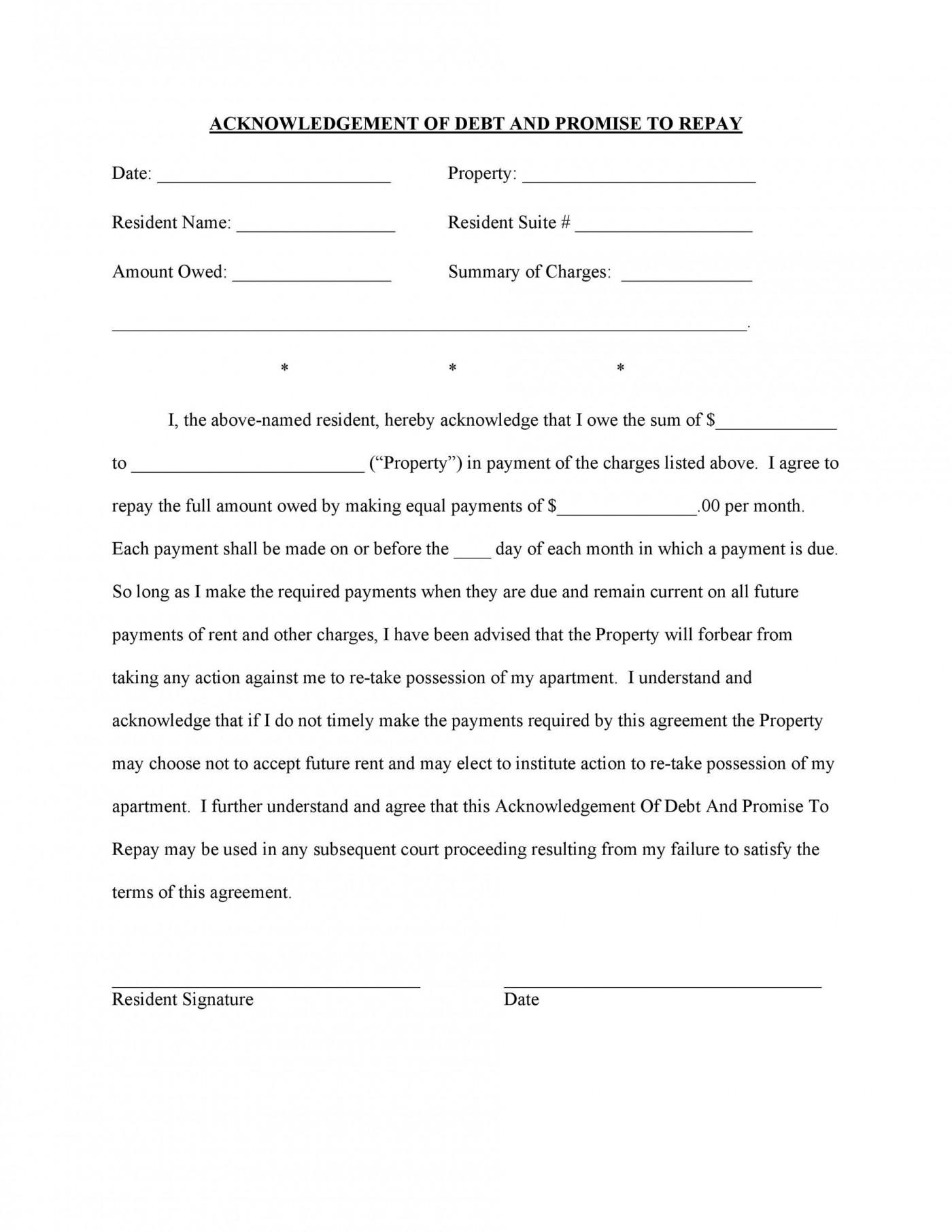 008 Unforgettable Free Family Loan Agreement Template Nz Idea 1400